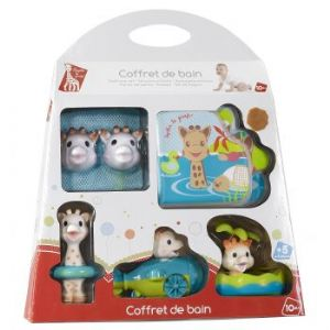 Sophie la girafe Bathtime Set (Gift Box)